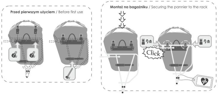 instrukcja montażu sakw crosso click system